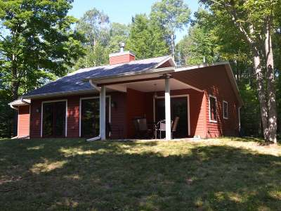 Lincoln County Single Family Home For Sale: W1732 Harrison Flowage Rd