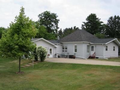 Antigo Single Family Home For Sale: W9588 Cth F