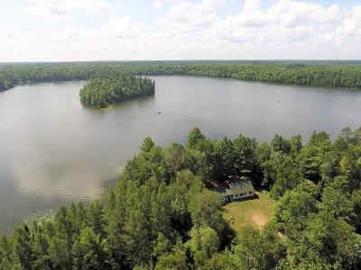 Eagle River WI Single Family Home For Sale: $419,900