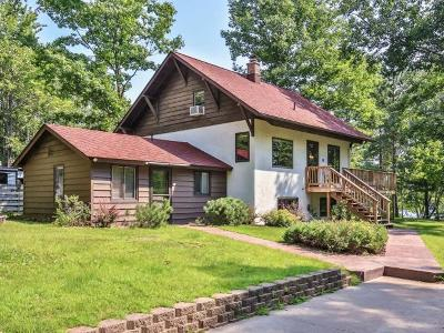 Single Family Home For Sale: 3724 Oday Lake Rd
