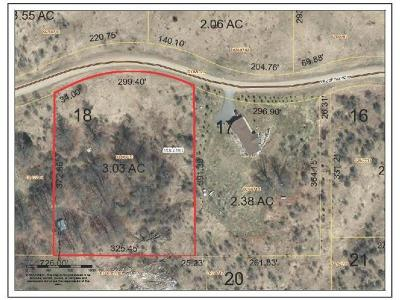 Residential Lots & Land For Sale: Lot 18 Valley Vista Rd
