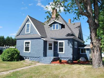 Crandon Single Family Home For Sale: 101 Pioneer St W