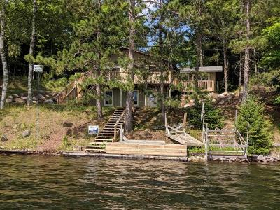 Vilas County Single Family Home For Sale: 6351 Island Point Rd