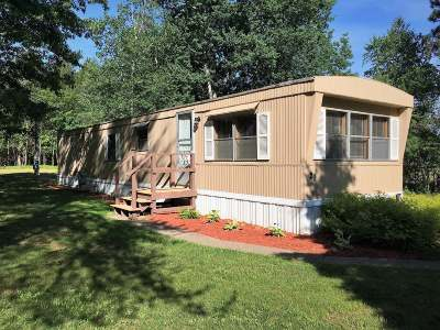 Minocqua Single Family Home For Sale: 8521 Hower Rd #29