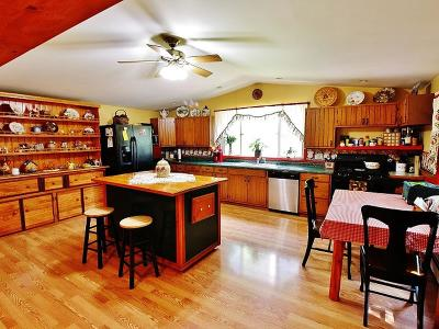 Vilas County Single Family Home For Sale: 7765 Juve Rd