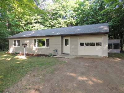 Antigo WI Single Family Home Active O/C: $99,900