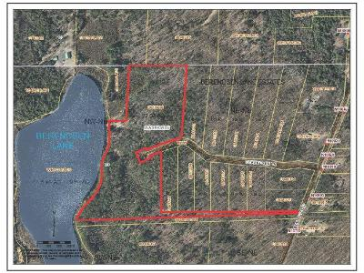 Pearson Residential Lots & Land For Sale: On Berendsen Ln