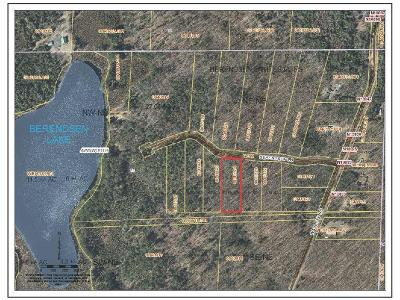 Pearson Residential Lots & Land For Sale: Lot #5 Berendsen Ln