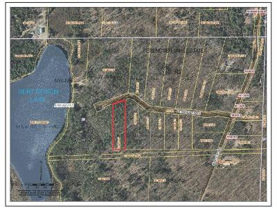 Pearson Residential Lots & Land For Sale: Lot #8 Berendsen Ln