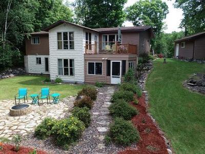 Iron Wi County Single Family Home For Sale: 3055n Hiawatha Rd