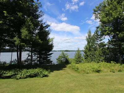Forest County, Iron Wi County, Langlade County, Lincoln County, Oneida County, Vilas County Single Family Home For Sale: 12081 Streator Rd