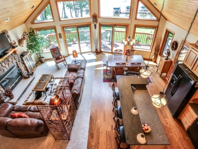 Eagle River Single Family Home For Sale: 1470 Golf View Rd #2