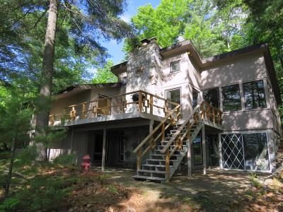 Eagle River WI Single Family Home For Sale: $359,900