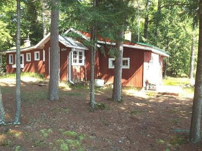 Pickerel WI Single Family Home For Sale: $155,000