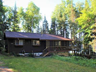 Forest County, Iron Wi County, Langlade County, Lincoln County, Oneida County, Vilas County Single Family Home For Sale: 9513 Ruffed Grouse Rd