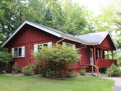Land O Lakes Single Family Home Active Under Contract: 6061 Forest Lake Rd E #6065 &