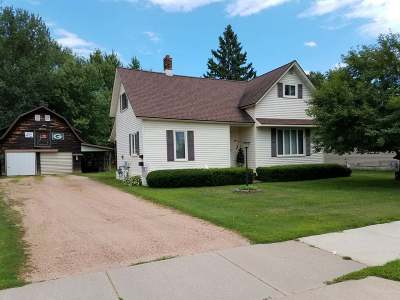 Antigo WI Single Family Home Active O/C: $82,500