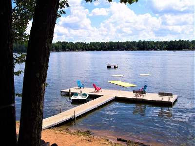 Forest County, Iron Wi County, Langlade County, Lincoln County, Oneida County, Vilas County Condo/Townhouse For Sale: 7662 Estrold Rd #7