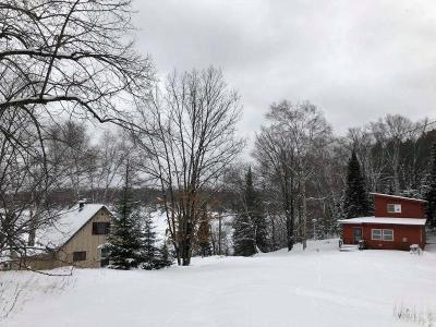 Forest County, Iron Wi County, Langlade County, Lincoln County, Oneida County, Vilas County Single Family Home For Sale: 12163 Streator Rd