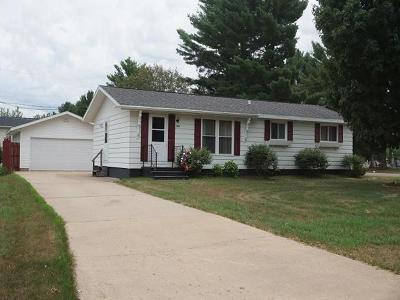 Merrill Single Family Home For Sale: 601 Woodbine Ave