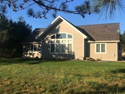 Minocqua Single Family Home For Sale: 7405 Golfway Ct