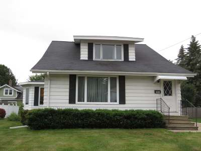 Antigo WI Single Family Home For Sale: $75,000