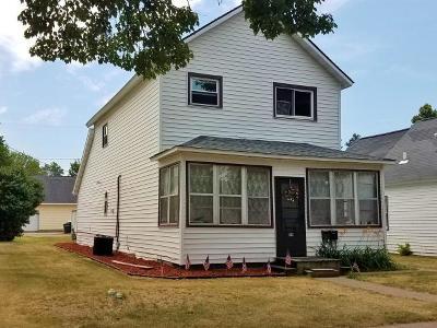 Tomahawk WI Duplex For Sale: $89,000