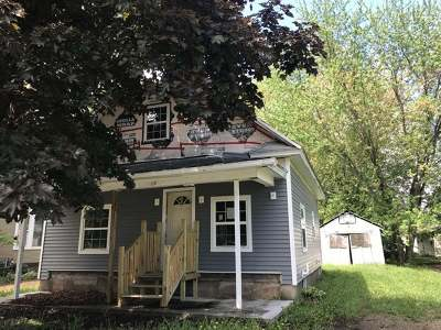 Antigo WI Single Family Home For Sale: $34,500