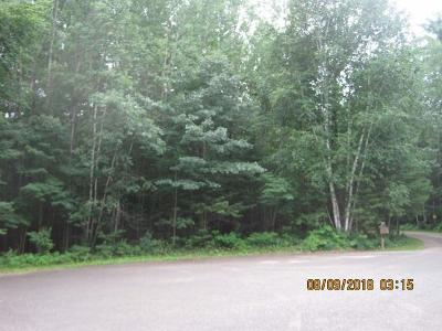 Minocqua WI Residential Lots & Land For Sale: $65,000