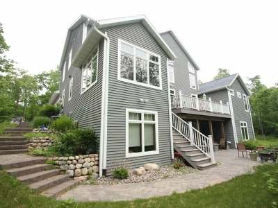 Lincoln County, Oneida County, Price County, Vilas County Single Family Home For Sale: 3506 Old Oak Tr