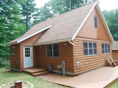 Forest County, Iron Wi County, Langlade County, Lincoln County, Oneida County, Vilas County Condo/Townhouse For Sale: 4200 Annie Ln #8