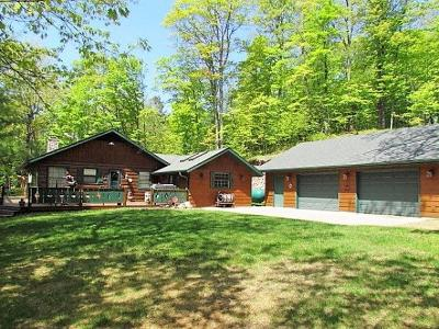 Conover Single Family Home For Sale: 3419 Cth K