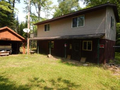 Forest County, Iron Wi County, Langlade County, Lincoln County, Oneida County, Vilas County Single Family Home For Sale: 1150 Crane Lake Ln E