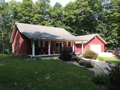 Antigo WI Single Family Home Active O/C: $209,000