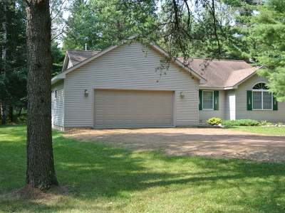 Minocqua Single Family Home For Sale: 7411 Forest Dr