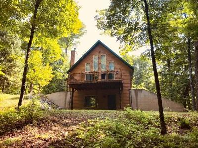 Forest County, Iron Wi County, Langlade County, Lincoln County, Oneida County, Vilas County Single Family Home For Sale: 6465 Island Point Rd
