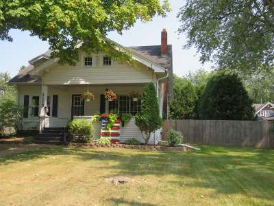 Antigo WI Single Family Home For Sale: $134,900