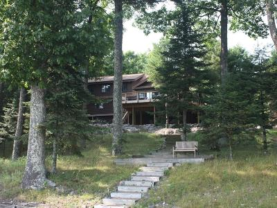 Vilas County Single Family Home For Sale: 6641 Forest Lake Rd N