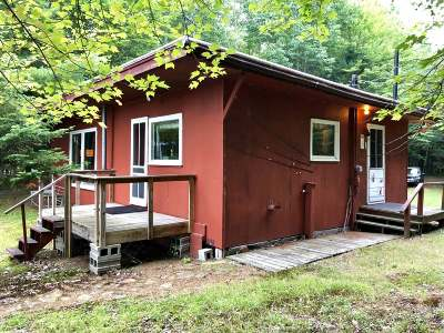 Forest County, Iron Wi County, Langlade County, Lincoln County, Oneida County, Vilas County Single Family Home For Sale: 11566 Walsh Rd
