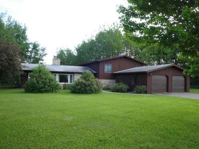 Lincoln County, Price County, Oneida County, Vilas County Single Family Home For Sale: 2712 Apple Ln