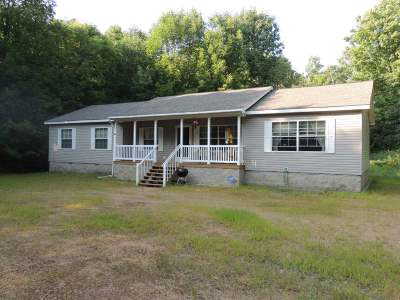 Single Family Home Active O/C: W14770 Cth J