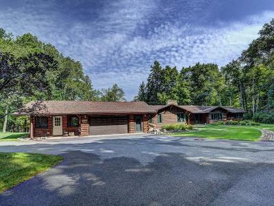 Eagle River WI Single Family Home For Sale: $895,000