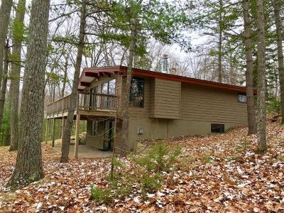 Minocqua WI Single Family Home For Sale: $574,900