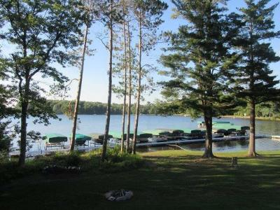 Forest County, Iron Wi County, Langlade County, Lincoln County, Oneida County, Vilas County Condo/Townhouse For Sale: 12955 Frying Pan Camp Ln #20