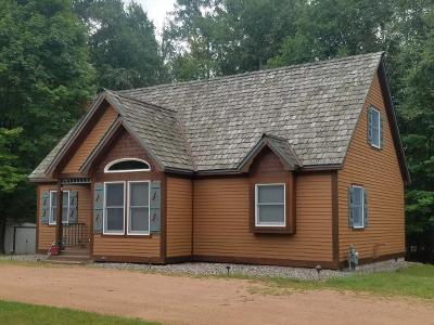 Three Lakes WI Commercial For Sale: $189,000