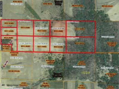 Merrill Residential Lots & Land For Sale: Lot 3 French Ridge Rd