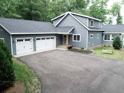 Lac Du Flambeau Single Family Home For Sale: 1750 Thorofare Rd