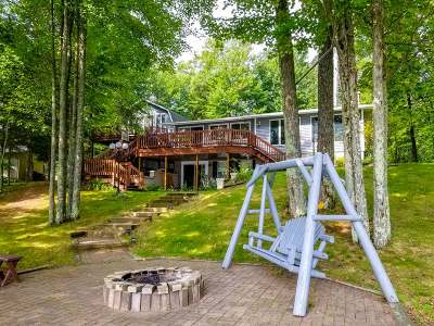 Lincoln County, Price County, Oneida County, Vilas County Single Family Home For Sale: N11386 Dereg Rd