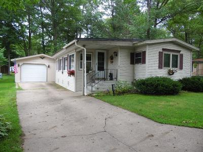 Tomahawk Single Family Home Active O/C: N11445 Cth A #42