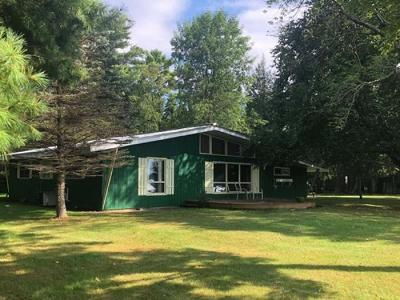 St Germain Single Family Home For Sale: 1739 Forest Dr